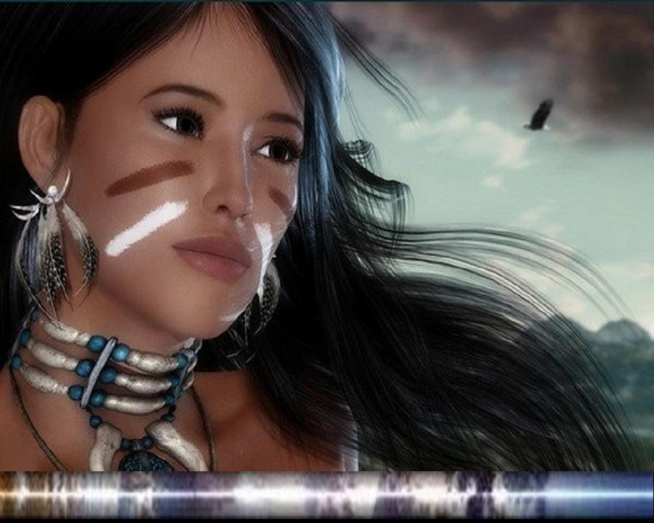 Домашнее видео: новая жизнь языка индейцев