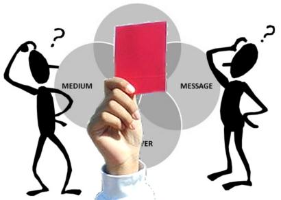 Красная карточка традиционным метафорам о переводчиках